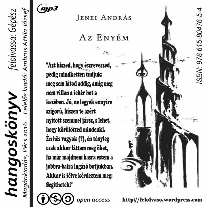 Jenei András: Az enyém - Hangoskönyv (mp3)